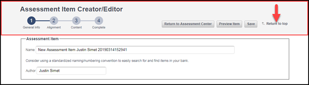 Create An Assessment Item: Overview – TEKS Resource System